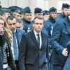 Franta, in menghina revolutiei protestelor