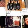Preot, in Gucci si Vuitton