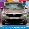 Motivul pentru care mii de masini Dacia sunt rechemate in service