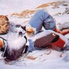 Everestul, curatat de cadavre