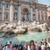Scandal pe banii aruncati in Fontana di Trevi