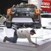 Salonul Auto din Detroit, fara colosii europeni