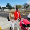 Udrea, plimbare cu iubitul si copilul