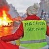 Macron, referendum-surpriza pentru Vestele Galbene