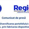 """Comunicat de presă  Lansarea proiectului """"Diversificarea portofoliului de servicii S.C. NEURER BUSINESS SOLUTIONS S.R.L. prin fabricarea dispozitivelor Cloud Control Access"""""""