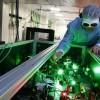 Laserul de la Măgurele a atins cea mai mare putere din lume