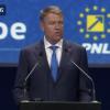 Klaus Iohannis participa la Summitul liderilor PPE