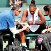 Serena s-a retras, Halep merge la psiholog