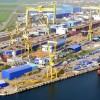 Cea mai mare nava din lume pentru cautarea diamantelor, construita la Mangalia