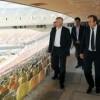 "Platini la ""Lia Manoliu"": Aveti stadion, mai trebuie si niste jucatori"