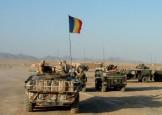 Raniti in Afganistan. Patru militari romani au ajuns la spital