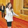 Adriana Saftoiu te scapa de transpiratie pentru 200 de euro
