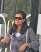 Inca o gaselnita obraznica a casei de avocatura Nestor: Hoata VIP Melanie Chen, prea importanta ca sa fie audiata