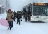 Meteorologii anunta un nou episod cu ninsori