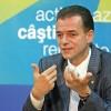 """Orban spune ca PNL-ul e """"pregatit in orice moment sa-si asigure raspunderea guvernarii"""""""