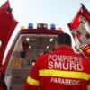 O eleva a cazut de la etajul unei scoli brasovene