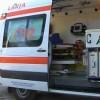 Accident cu doua microbuze pe DN2, in Suceava: cinci raniti