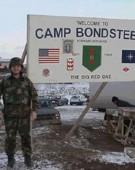 Jandarmul Olaru si extraterestii lui din Kosovo