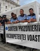 Liderii politistilor cauta stapani pentru a intra in Parlament!