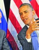 SUA ne baga-n belea cu Rusia!