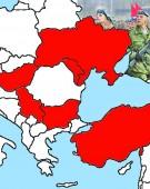 Romania, incercuita militar!