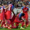 Steaua a facut egal cu Villarreal, Astra a pierdut la Roma