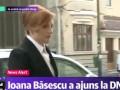 Ioana, fiica fostului presedinte Basescu, la DNA insotita de avocat