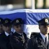 Funeraliile lui Peres, un cosmar pentru serviciile de securitate