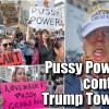 Pussy Power contra Trump Tower