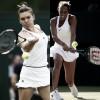 Simona Halep a spulberat-o pe Madison Keys