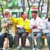 Sud coreenii prefera puscaria decat pensia