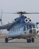 Romania sta intr-un singur elicopter la calamitati!