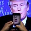 Satul de mass-media, Trump isi lanseaza propriul canal de stiri