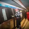 Problema la metrou. Trenurile n-au mai oprit o perioada la Universitate