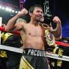 Manny Pacquiao revine si castiga titlul mondial WBO