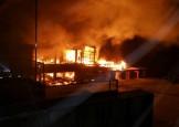 """Angajat de la Bamboo, dupa incendiu: """"eu zic ca a fost pus"""""""