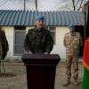 Colonelul Bibirita a ocupat cea mai inalta pozitie militara ONU din Afganistan
