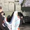 Taica popa binecuvanteaza rachetele rusesti din Crimeea