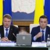 Premiera. Iohannis conduce sedinta de Guvern: Sunt foarte multumit de felul in care va faceti cu totii datoria
