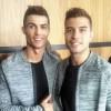El este sosia lui Cristiano Ronaldo