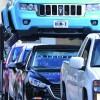 Iata SUV-ul care trece pe deasupra!
