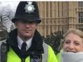 Amanuntele impresionante din spatele ultimei fotografii cu politistul ucis la Londra