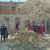 Zidul unei case s-a prabusit peste oameni: doi morti