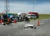 Grav accident, in Constanta: mai multi raniti, intre ei si un copilas