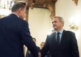 Dragnea nu exclude ca Iohannis sa fie chemat la comisia parlamentara de ancheta