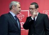 Tenismenii Ponta si Dragnea, santaj la dublu