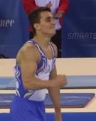 Campion la sol. Dragulescu aduce prima medalie a Romaniei, la CE de la Cluj