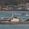 Nava spion rusa, scufundata de berbecii romanesti