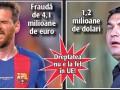 Messi liber, Borcea la puscarie