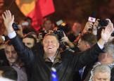 Iohannis, tot cu strada
